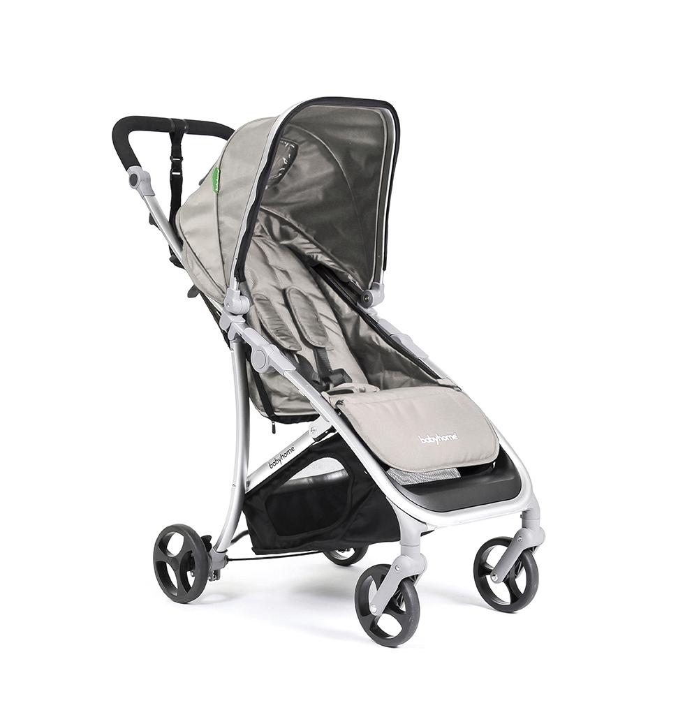 Babyhome Duo Carrinho Vida + Cadeira Auto Egg 0+