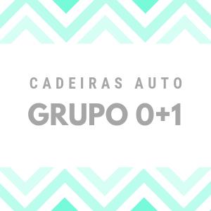 CADEIRAS GRP. 0+1 (40-105 CM)
