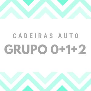 CADEIRAS GRP. 0+1+2 (61-125 CM)